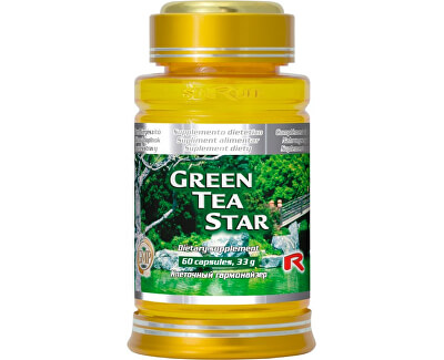 Green Tea Stea 60 capsule