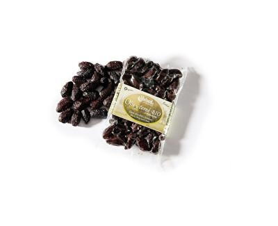 Lifefood Bio Olivy černé s bylinkami sušené z Peru 150g