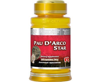 PAU D´ARCO STAR 60 kapslí