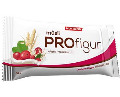 Nutrend Profigur Müsli Brusinka 33 g