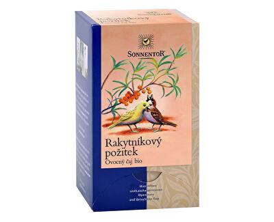 Sonnentor Bio Rakytníkový požitek čaj porc. dvoukomorový 54g (18sáčků)
