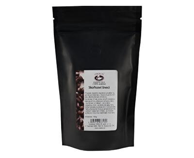 OXALIS Skořicoví šneci 150 g - mletá káva