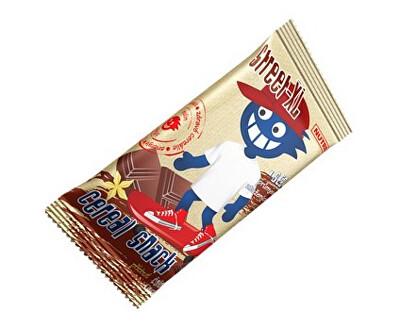 Nutrend Street XL Čokoládová s jogurtovou polevou 30g