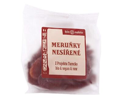 Bio sušené meruňky nesířené 150 g