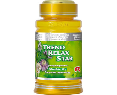 TREND RELAX STAR 60 tbl.