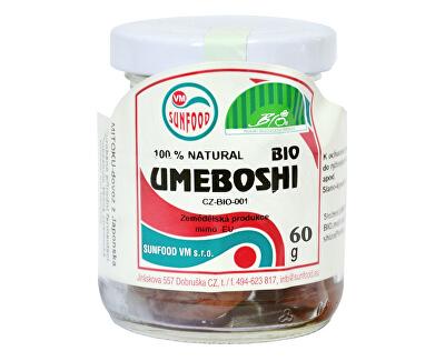 Sunfood Bio Umeboshi, sklo cca 60g