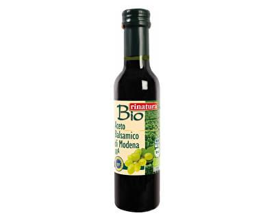 Rinatura Bio Balsamico di Modena ocot 250 ml sklo