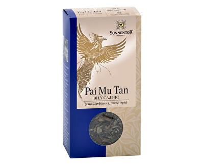 Sonnentor Bio Bílý čaj Pai mu tan syp. 40 g