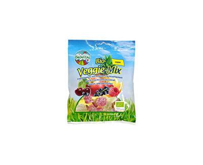 Ekovital Bio gumové bonbony Ekovital Veggie 100g