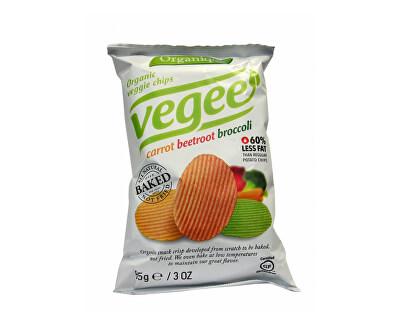Organique Bio Bramborové chipsy 85 g - se zeleninou