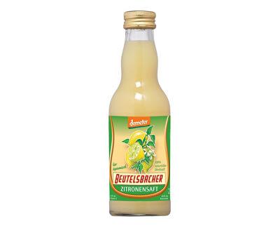 Beutelsbacher Bio Citronová šťáva 100% Beutelsbacher 0,2l