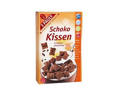 3 Pauly Čokoládové pusinky do mléka 200g - bezlepkové