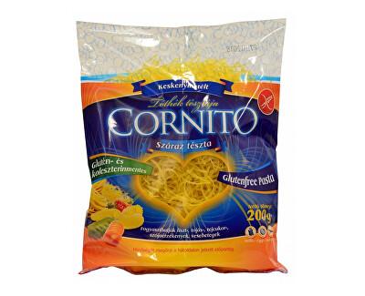 Cornito Cornito -Nudličky tenké, krátké, do polévky 200 g