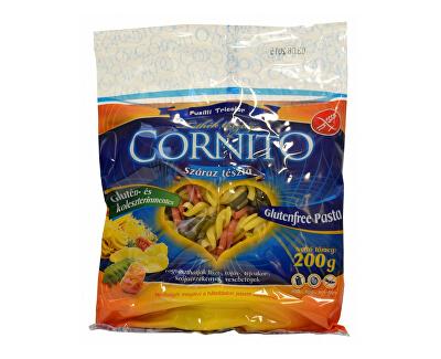 Cornito Cornito - Twister - Fusilli barevné 200 g