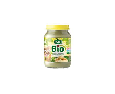 OVKO Bio Dětská výživa brokolice s bramborami OVKO 190g