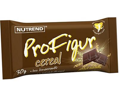 Nutrend ProFigur Cereal Čokoláda s čoko.pol 30g