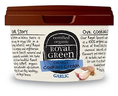 Royal Green Royal Green BIO kokosový olej bez vůně Česnek 250ml