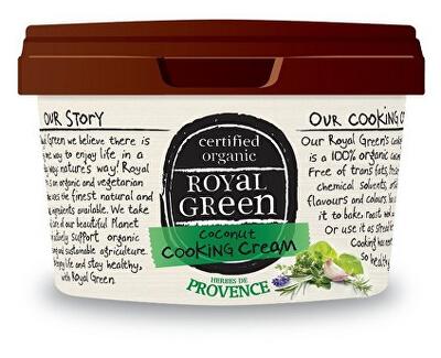 Royal Green Royal Green BIO kokosový olej bez vůně Provensálské byliny 250ml