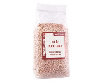 Bio nebio s. r. o. Bio Rýže kulatozrnná natural 500 g