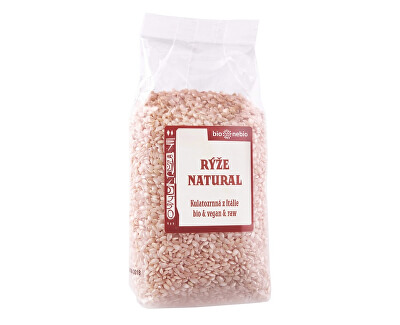 Bio Rýže kulatozrnná natural 500 g