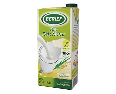 Berief Bio Rýžový drink Natur BERIEF 1l