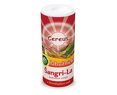 Cereus Bio Slánka - Labužnická Šangri-la 120g