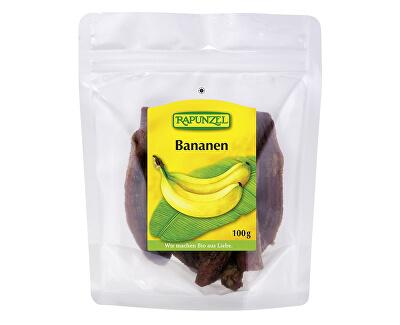 Rapunzel Bio Sušené banány celé 100g