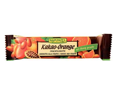 Rapunzel Bio tyčinka Kakao-Pomeranč 40g