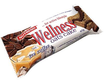 Nutrend Wellness Cake Ledová káva 67 g