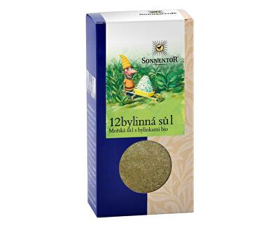 Sonnentor Bio 12-bylinná sůl 120g
