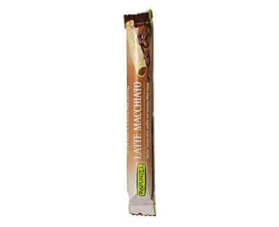 Rapunzel Bio čokoládová tyčinka latte machiato 22g