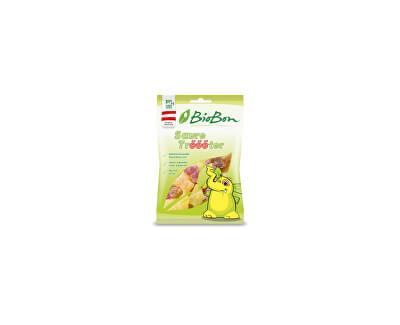 bio bon Bio gumové bonbony Kyselí sloníci 100g