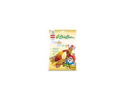 bio bon Bio gumové bonbony medoví trpaslíci 85g