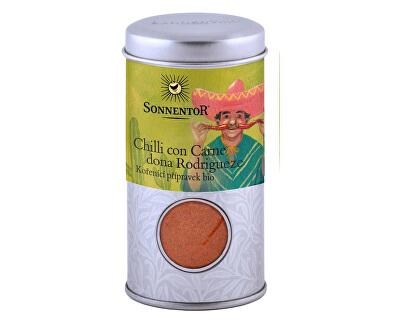 Sonnentor Bio Chilli con Carne dona Rodrigueze 45g -dóza
