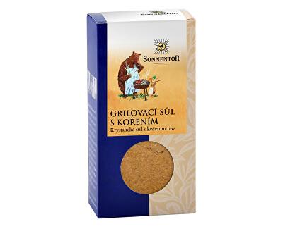 Sonnentor Bio Grilovací sůl s kořením mletá 100g