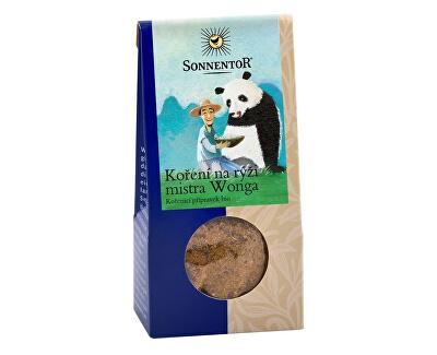 Sonnentor Bio Koření na rýži mistra Wonga 40g