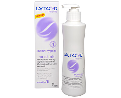 Omega Pharma Lactacyd Pharma Upokojujúci 250 ml
