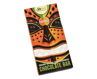 Lifefood Bio Lifefood Chocolate pomerančová 70g