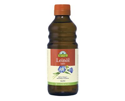 Rapunzel Bio ľanový olej lisovaný za studena 250ml