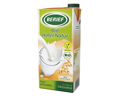 Berief Bio Ovesný drink Natur BERIEF 1l