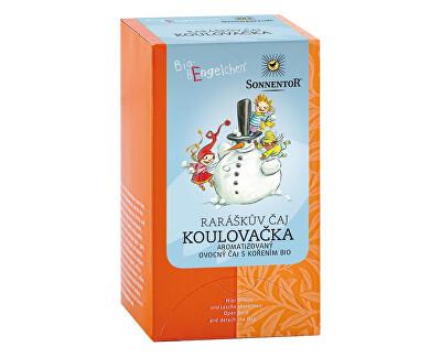 Sonnentor Bio Raráškův čaj - koulovačka porc. dárk. 40 g