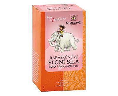 Sonnentor Bio Raráškův čaj - Sloní síla - porc. dárkový 40g (20sáčků)