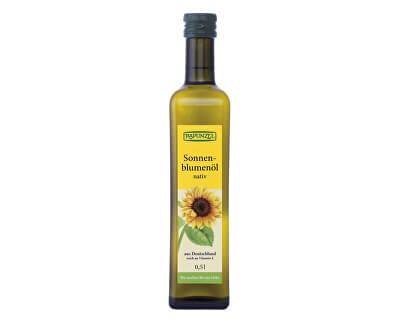 Rapunzel Bio Slunečnicový olej  lisovaný za studena 500ml