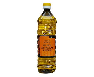 Bio nebio s. r. o. Bio Slunečnicový olej na smažení plast 1l