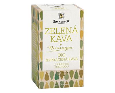 Sonnentor Bio Zelená káva, nepražená 18x3g