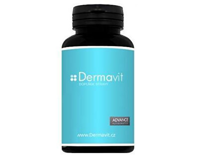 Advance nutraceutics Dermavit 60 kapsúl