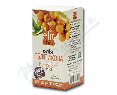 ELITPHITO Rakytníkový olej 100% 50ml