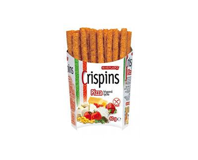 EXTRUDO Crispins tyčky pizza 60g