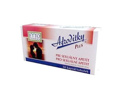 FYTOPHARMA A.S. Afroditky Plus tob.30 pro sexuál.apetit Fytopharma