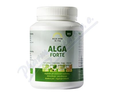 GOLEM TRADING Alga Forte tbl.120 bio kombinácia rias a zázvoru